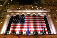 New York Stock Exchange. The historic New York Stock Exchange in New YOrk City Royalty Free Stock Photo