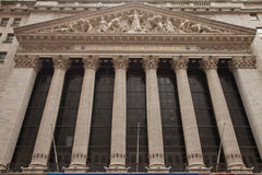 New York Stock Exchange Stock Photo