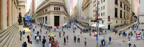 New York Stock Exchange Stock Image