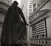 The New York Stock Exchange Royalty Free Stock Image