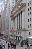 New York Stock Exchange Stock Image