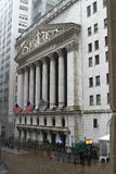 New York Stock Exchange zdjęcie royalty free