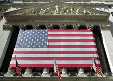 New York Stock Exchange USA Stock Image