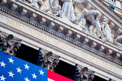 Free New York Stock Exchange Royalty Free Stock Images - 35276719