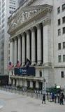 New York Stock Exchange fotografie stock