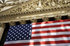 New York Stock Exchange Royalty Free Stock Photo