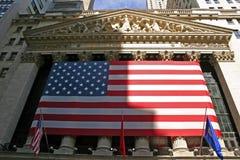 New York Stock Exchange Royalty Free Stock Image