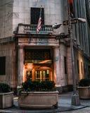 New York Stock Exchange budynek, Manhattan, NYC Fotografia Royalty Free