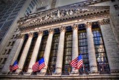 New York stock exchange building