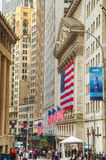 New York Stock Exchange building in New York Stock Photos