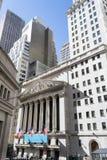 New York Stock Exchange building Stock Image