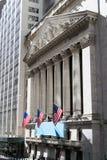 New York Stock Exchange building Royalty Free Stock Image