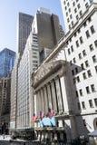New York Stock Exchange building Stock Images