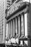New York Stock Exchange building Stock Photography