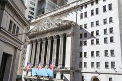 New York Stock Exchange building Stock Photo