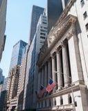 New York Stock Exchange Royalty Free Stock Photos