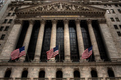The New york Stock Exchange Stock Images