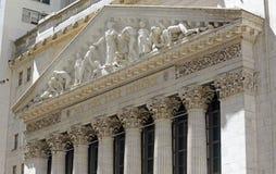 New York Stock Exchange, New York fotografia stock libera da diritti