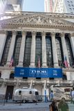 New York Stock Exchange. New York, NY: August 27, 2016: NYSE on Wall Street. The New York Stock Exchange NYSE is the largest stock exchange in the world by Stock Images