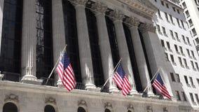 New York Stock Exchange, NYSE stock footage