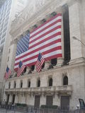 New York Stock Exchange (NYSE), Nueva York Imagenes de archivo