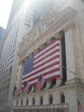 New York Stock Exchange (NYSE), Nueva York fotos de archivo libres de regalías