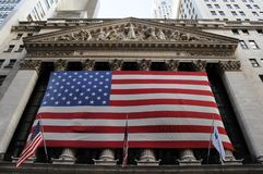 New york stock exchange Stock Photos