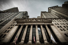 The New york Stock Exchange Stock Photography