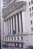New York Stock Exchange, Wall Street, New York City, NY Stock Photography