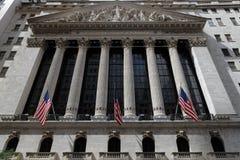 Free New York Stock Exhange Stock Photography - 100650662