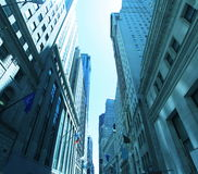 New York street Royalty Free Stock Photos