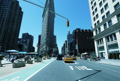 New York street Stock Images