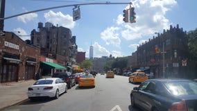 New york street Royalty Free Stock Image