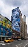 New York - Street Art stock image