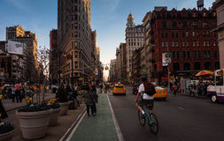 New York street Stock Photos