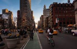 New York street Stock Photos