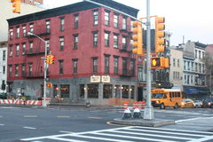 New York Street Royalty Free Stock Photography