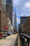 New York street scene Royalty Free Stock Photo