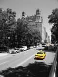 New York Street. Royalty Free Stock Images
