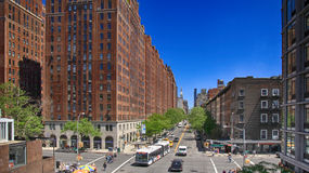 New York street view Royalty Free Stock Images