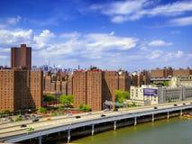 New York street views Stock Images