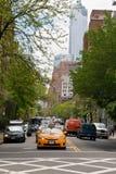 New York streets, USA Royalty Free Stock Image
