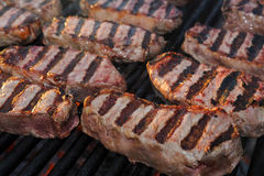 New York strip steak Royalty Free Stock Photography