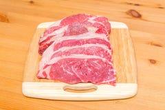 New York Strip Steak Royalty Free Stock Images