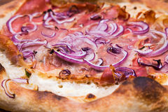 New York Style Pizza Stock Photography