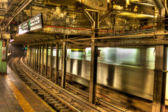 New York Subway Royalty Free Stock Photos