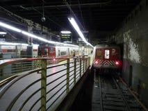 New York subway Royalty Free Stock Images
