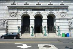New York Surrogates Court Royalty Free Stock Image