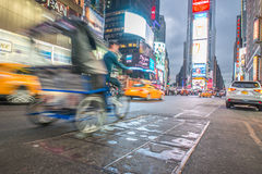 New york, time square. 28th september, 2015. Time square cross. Times Square is a major commercial intersection and neighborhood in Midtown Stock Image