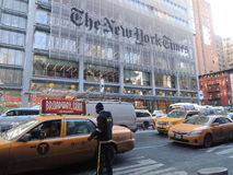 The New York Times Building Stock Images